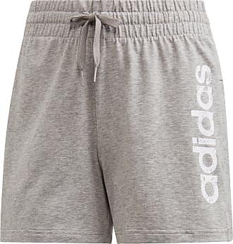 Adidas Herren Hosen Linear Hosen Core Heather Schwarz