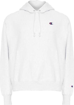 Champion BLUSA MASCULINA MOLETOM REVERSE WEAVE PULLOVER HOOD - CINZA