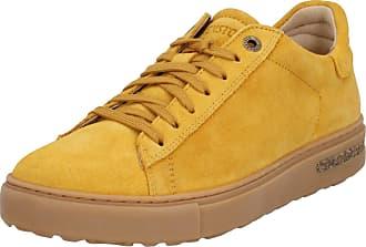 Birkenstock Sneaker Bend Suede senf