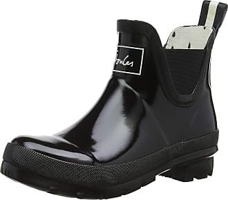 1c7feece21126 Joules Womens Wellibob Gloss Wellington Boots, Black (True Black), 5 UK (