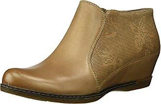 Dansko Womens Luann Ankle Boot, Taupe Burnished Nubuck, 39 M EU (8.5-9 US)