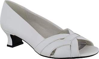 Easy Street Womens Pump, White