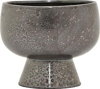 Three Hands Brazier Ceramic Planter Pot, Size: 6.75 in