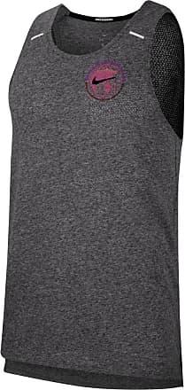 Nike Rise 365 Future Fast Tank Bekleidung Herren grau