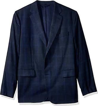 J.Lindeberg Mens Tech Wool Blazer, mid Blue, 48
