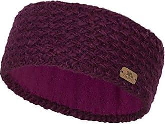 311e47b52e4fe2 Trespass Damen Bryony Winter Stirnband (Einheitsgröße) (Brombeere)