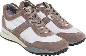 bdd121305877d4 Tod s gebraucht - Sneakers in Braun Weiß - EU 36 - Damen - Bunt
