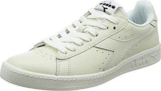 Diadora Game EU Homme Gymnastique White Chaussures Low L de 40 rr1qd6xTcw