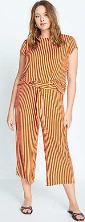 Violeta by Mango Belt culottes trousers