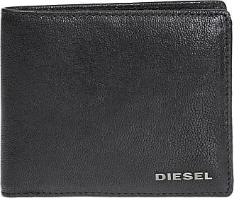 Diesel Neela Leather Wallet Mens Black