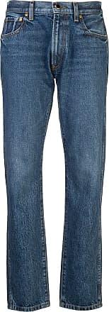 Khaite Calça jeans reta - Azul