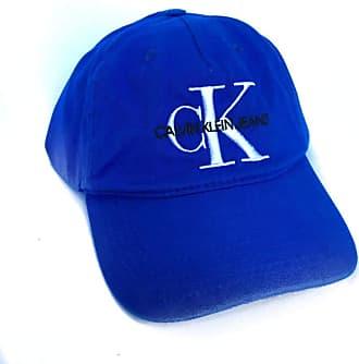 Calvin Klein Jeans Boné Calvin Klein Aba Curva CK Masculino - Azul