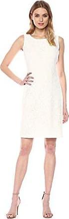 NINE WEST Womens Lace Short-Sleeve Top L, Bubblegum