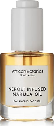 African Botanics Neroli Infused Marula Oil - Balancing Face Oil, 30ml - Colorless