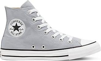 converse blanche et grise