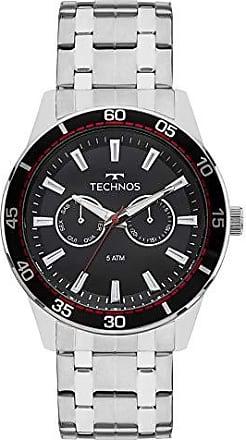 Technos Relógio Technos Skymaster Masculino 6P25BO/1P Prata