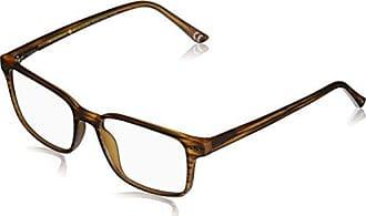 4e7eeb0f20a Foster Grant Mens Lowell 1018297-100.COM Square Reading Glasses