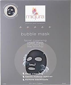 Miqura Pflege Premium Mask Collection Bubble Mask 1 Stk