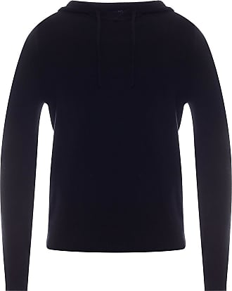 The Row Hooded Cashmere Sweater Mens Black