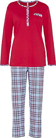 SCHIESSER Damen Schlafanzug 40 42 44 46 48 50 Pyjamaset L-5XL 100/% Baumwolle