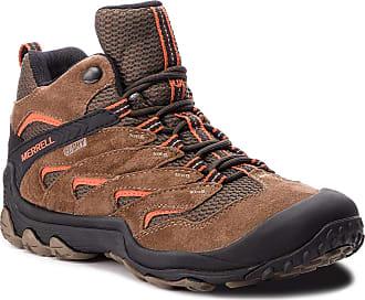 Merrell Scarpe da trekking MERRELL - Chameleon 7 Limit Mid Wp J12757 Merrell  Stone 027673edb94