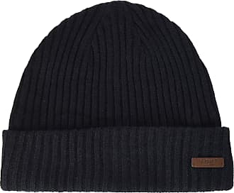 Barts Mens Wilbert Turnup Hat, Navy, One Size