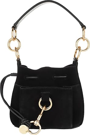 See By Chloé Bucket Bags - Tony Small Shoulder Bag Black - black - Bucket Bags for ladies