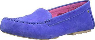 UGG Womens Milana Boat Shoe, Azul, 5.5 B US