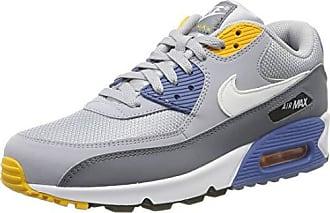 size 40 b056d 9d162 Nike Air MAX 90 Essential, Zapatillas de Gimnasia para Hombre, Gris (Wolf  Grey