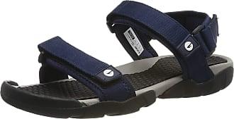 Hi-Tec Mens Cancun Open Toe Sandals, Blue (Navy/Grey 31), 10 UK (44 EU)