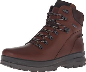 10012452b1 Ecco RUGGED TRACK, mens Hiking Boots, Bison/Mocha (BISON/MOCHA59395)