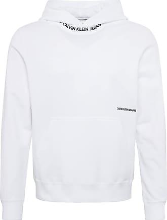 Calvin Klein Jeans Sweatshirt weiß