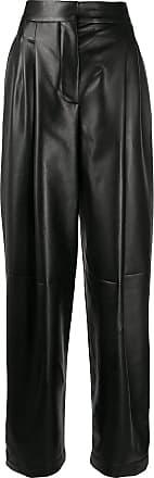 Philosophy di Lorenzo Serafini wide leg high waisted trousers - Black