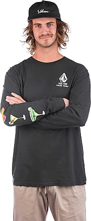 Volcom New High Score Long Sleeve T-Shirt black