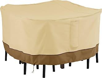 Classic Accessories Veranda Square Bar Table & Chair Set Cover - 55-906-031501-00