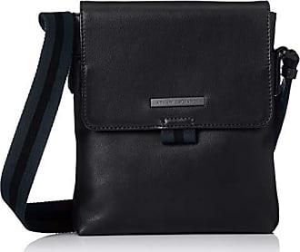32fb90903f Armani Messenger Bags, Sac homme, Noir (Nero), 23.0x3.3x20