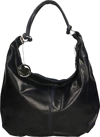 Chicca Borse Leather in Genuine Leather Made in Italy 45x35x4 cm