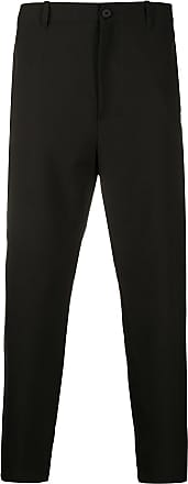 OAMC Virgin wool slim black trousers