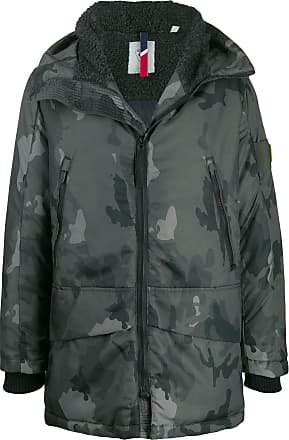 Rossignol Covariant camouflage padded coat - Green