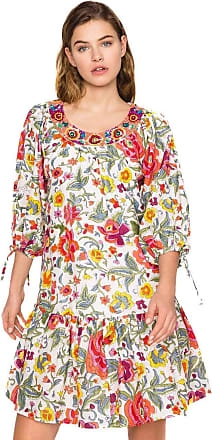 Twin-Set Twinset Womens Floral Print Dress - Multicolour - 12