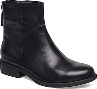 Vagabond Cary Shoes Boots Ankle Boots Ankle Boots Flat Heel Svart VAGABOND