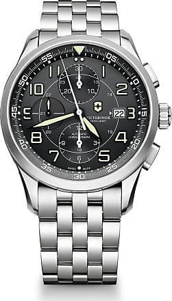 Victorinox by Swiss Army Mens AirBoss Bracelet Watch, 42mm