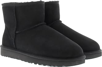UGG Boots & Booties - W Classic Mini II Black - black - Boots & Booties for ladies