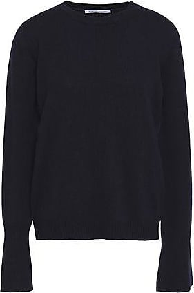 Agnona Agnona Woman Cashmere Sweater Midnight Blue Size L