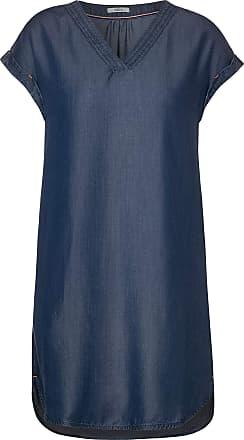 Cecil Womens Denim Dress - Blue - 12