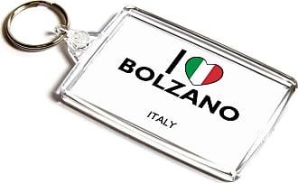 ILoveGifts KEYRING - I Love Bolzano - Italy