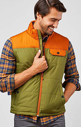 United By Blue Mens Bison Puffer Vest