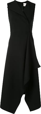Dion Lee folded sail dress - Black