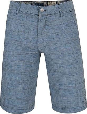 Pierre Cardin Bermuda Cotton Flame Azul Jeans 52