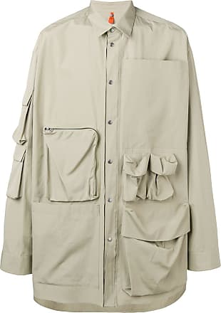 OAMC utility jacket - Green